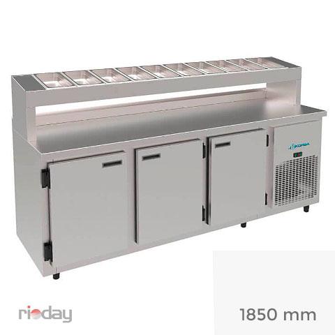 Balcão Condimentadora Refrigerado Kofisa